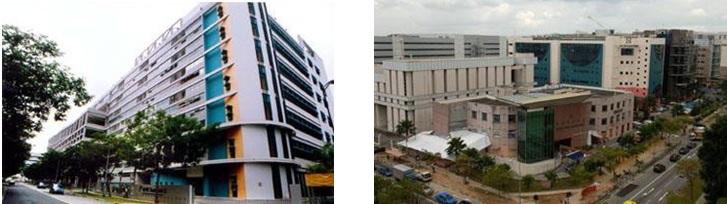 AMK Industrial Park 2 & JTC Serangoon North Industrial Estate