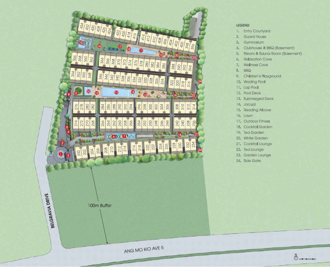 Belgravia Villas Site Plan (FULL)